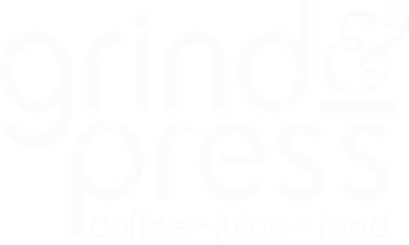 Grind & Press | Coffee, juice, food